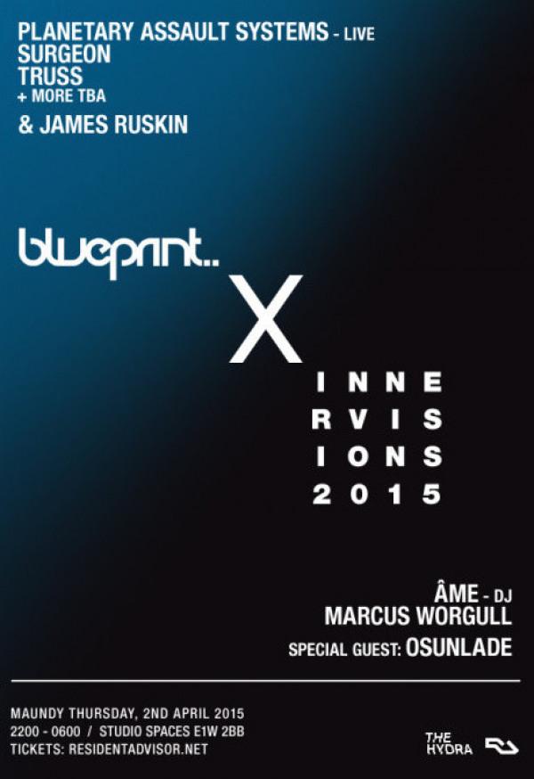 Blueprint @ Studio Spaces London