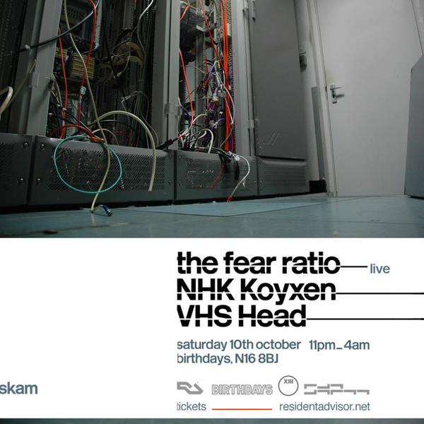 The Fear Ratio, Live
