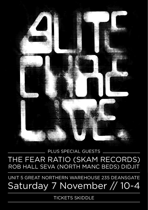 The Fear Ratio support Autechre