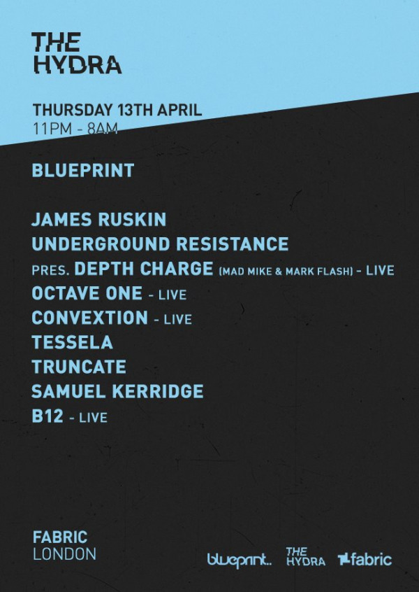 Blueprint @ Fabric