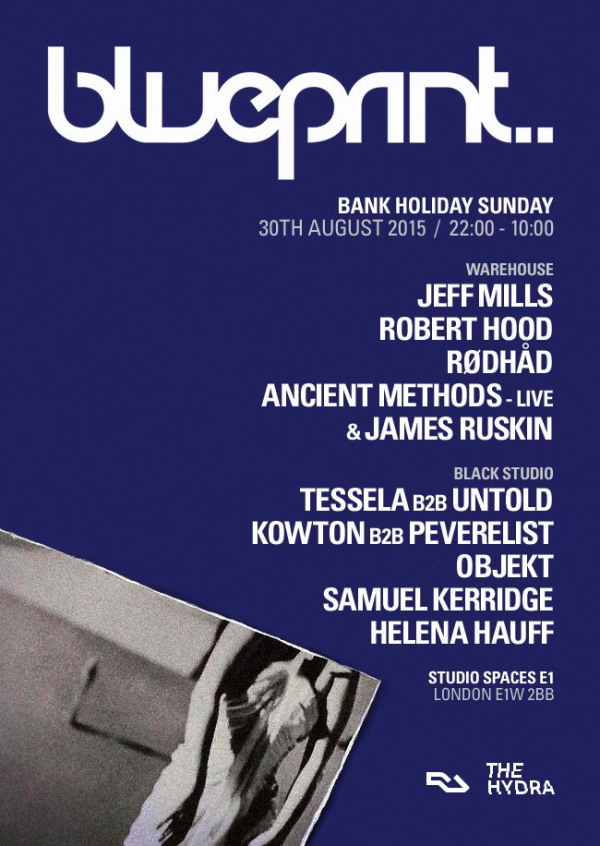 August Bank Holiday @ Studio Spaces, London