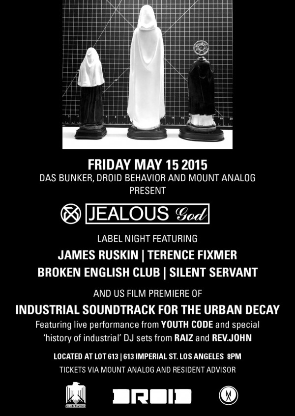 Jealous God Showcase in LA