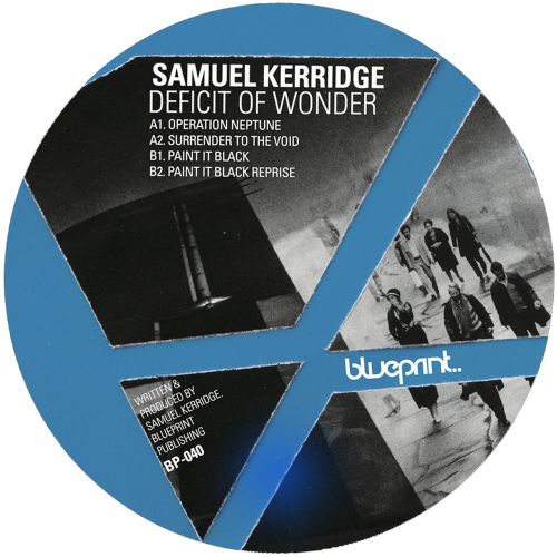 SAMUEL KERRIDGE -  DEFICIT OF WONDER EP