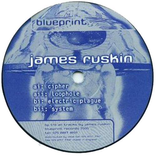 James Ruskin - Cipher
