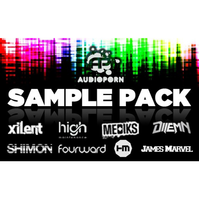 AUDIOPORN RECORDS FREE SAMPLE PACK