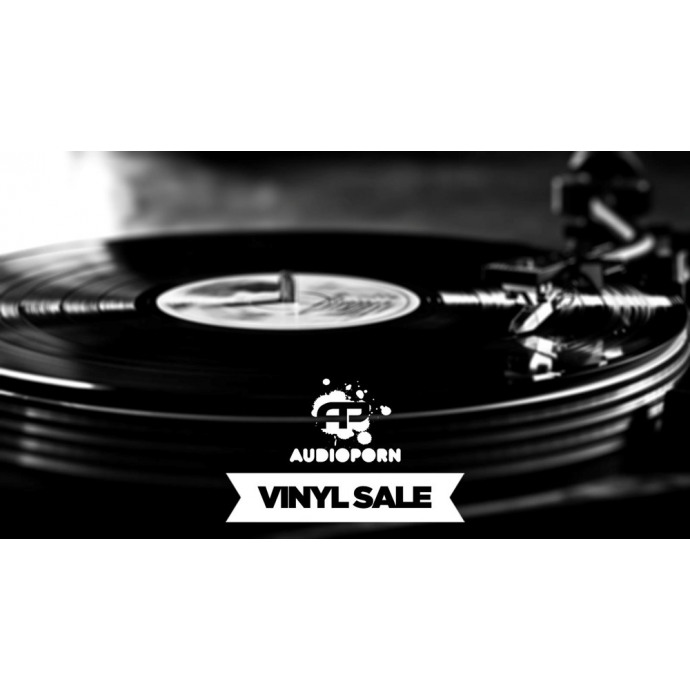 50% OFF VINYL SALE NOW ON!!!