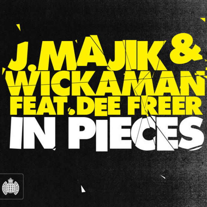 J Majik & Wickaman - In Pieces (Xilent Remix) [Ministry of Sound]