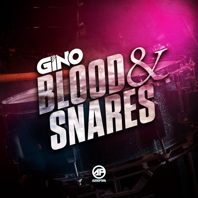 GINO - BLOOD & SNARES EP [APORN098]