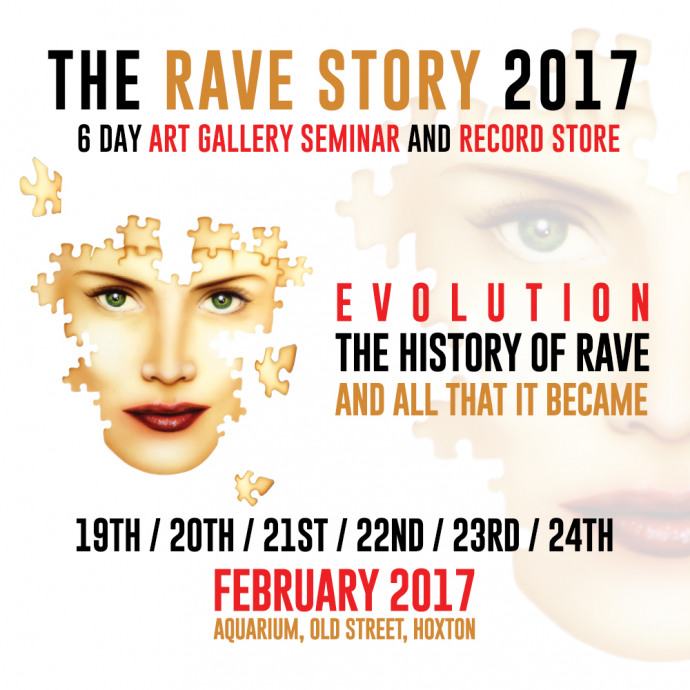 THE RAVE STORY 2017 EVOLUTION