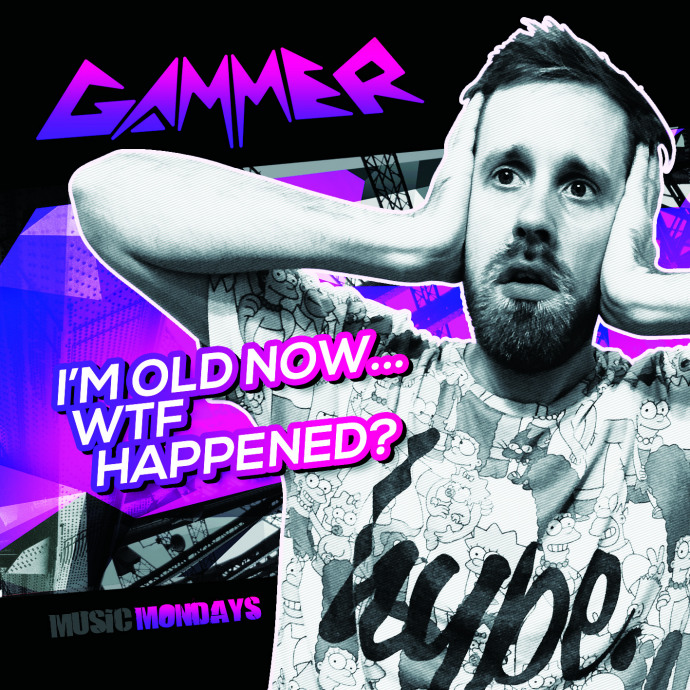 PRE ORDER GAMMERS LIMITED EDITION DOUBLE CD TONIGHT