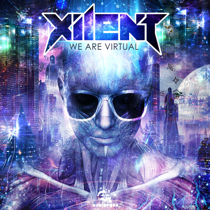 XILENT - 'We Are Virtual' LP [APORN0LP004]