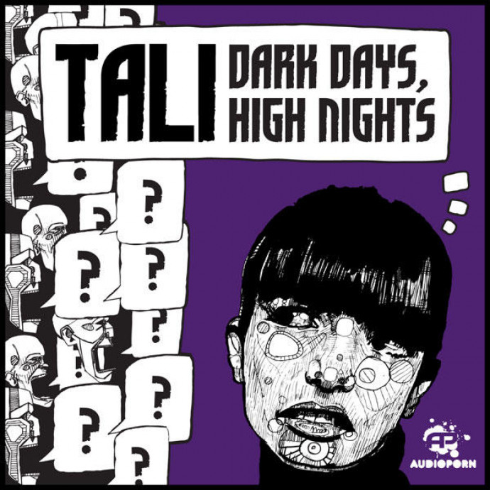 Tali - Dark Days, High Nights LP
