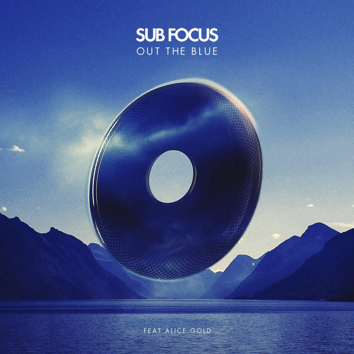 Sub Focus - Out The Blue (Xilent Remix)