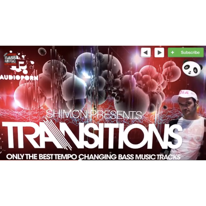 Shimon - 'Transitions' Album Mix on Panda Bass Mix Channel