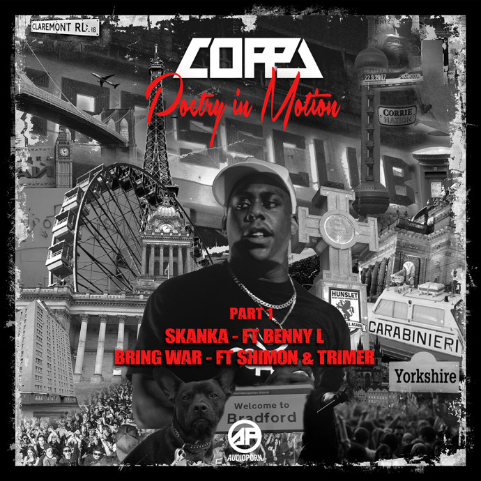 COPPA - POETRY IN MOTION LP PART 1 [APORN081]