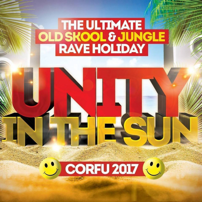 MUSIC MONDAY'S JOINS THE ULTIMATE OLD SKOOL & JUNGLE RAVE HOLIDAY