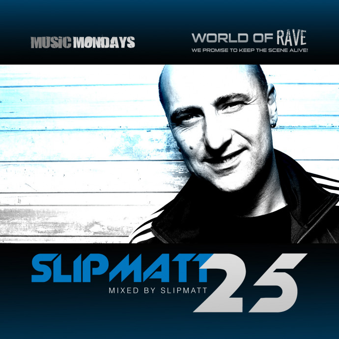 SLIPMATT 25 COMPILATION CD PRE ORDER TODAY