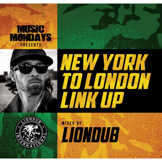 LIONDUB double CD - New York to London Link UP