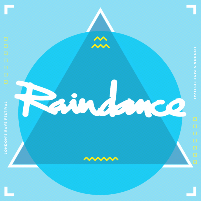 Raindance at Tranzmission Festival 2018