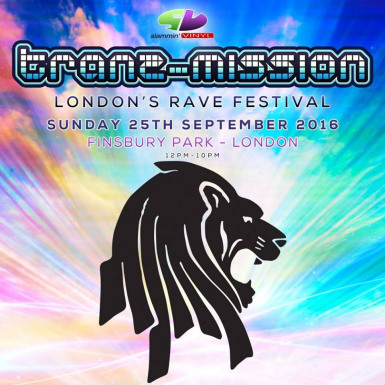 Jungle Fever at Tranz-mission Sunday 25th September 2016
