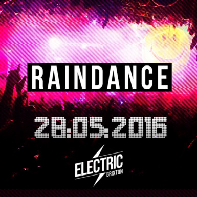 RAINDANCE - The Old Skool Rave Evolution