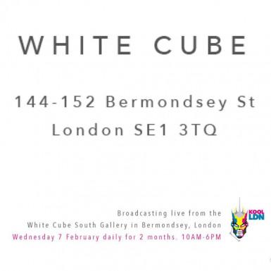 Kool London at the White Cube