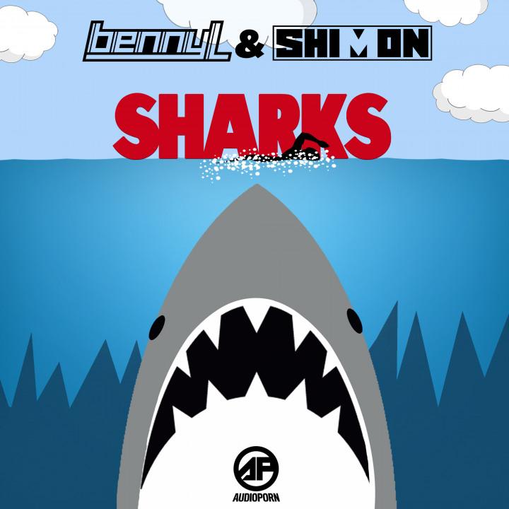 BENNY L & SHIMON - SHARKS [APORN084]