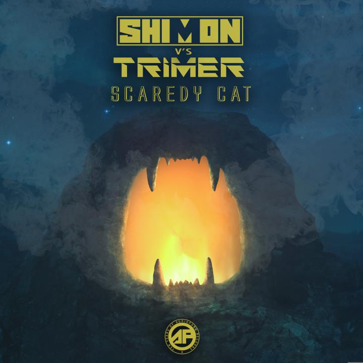 SHIMON & TRIMER - SCAREDY CAT [APORN079]