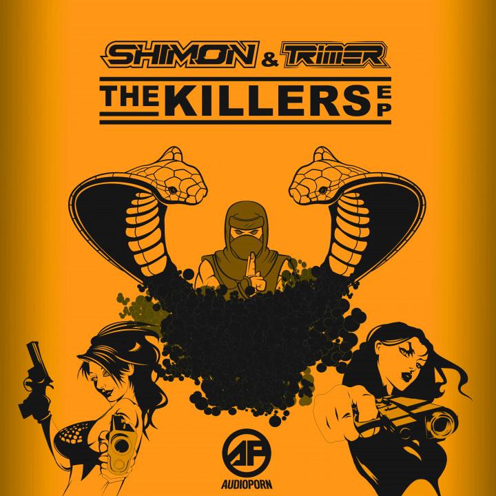 SHIMON & TRIMER - THE KILLERS EP [APORN089]