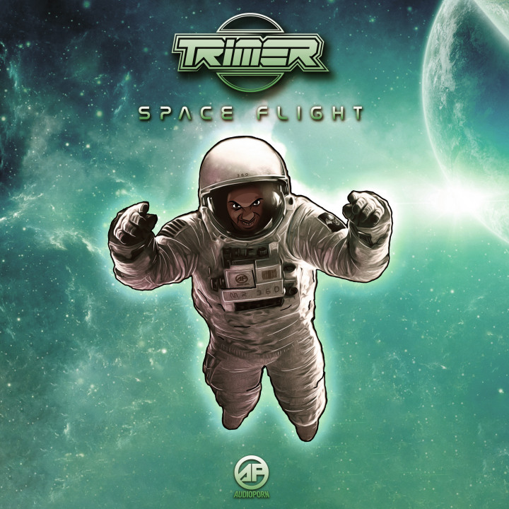TRIMER - SPACE FLIGHT [APORN095]